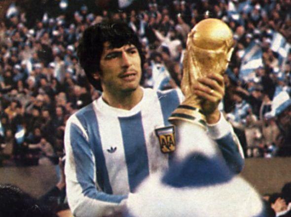Passarella World Cup 1978