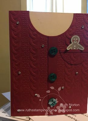 2016  Cable Knit Dynamic Textured Impressions Embossing Folder143537 Price: $10.00