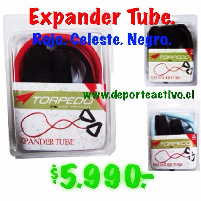 Extensor  Expander Tube Producto a pedido