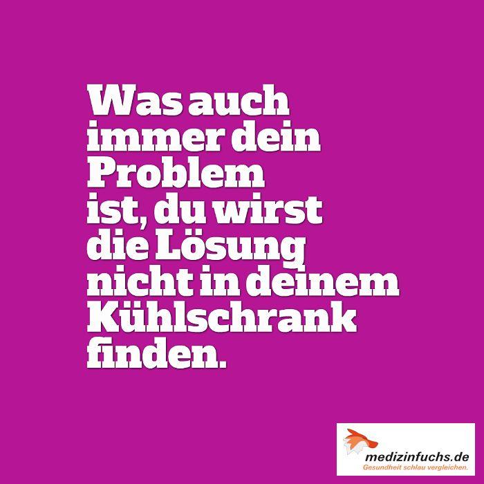 Na, wer von Euch ertappt sich hierbei selbst ? #Kühlschrank #Problem #Hunger #Essen #lustig #witzig #medizinfuchs #Preisvergleich