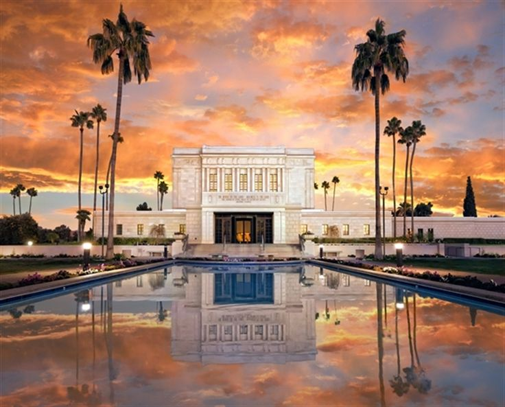 Mesa Arizona LDS Temple