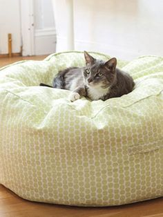 5 Comfy DIY Bean Bags
