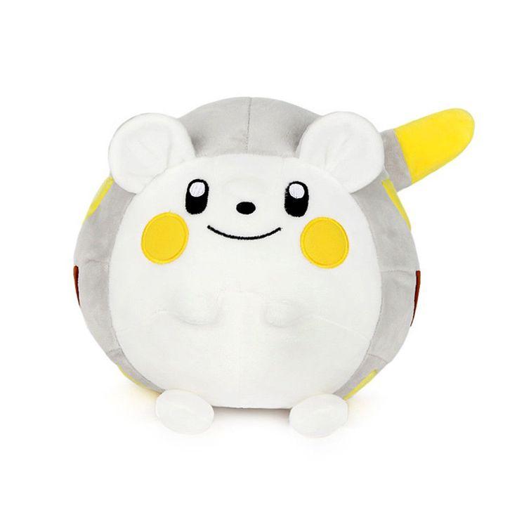 "Authentic Pokemon XY Character Togedemaru 30cm 12"" Cushion Plush Doll #Pokemon"