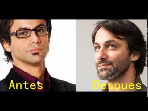 antes y después de casi angeles   - YouTube