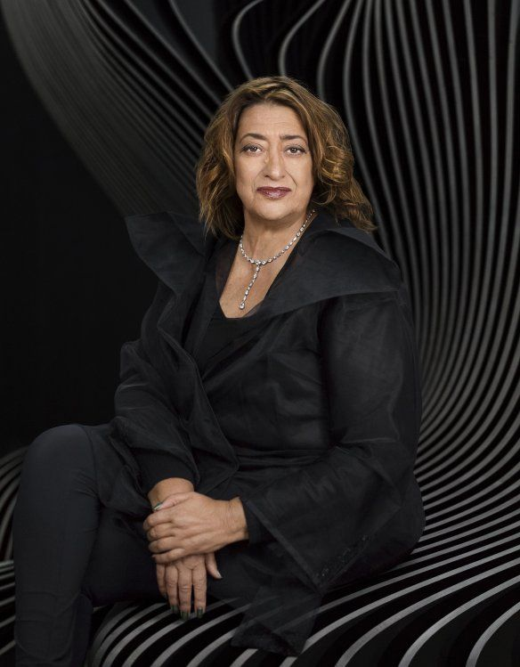 World-renowned British-Iraqi Architect Dame Zaha Hadid, best known for her design of the London Aquatic Centre, has died after suffering a heart in Miami, March 2016.