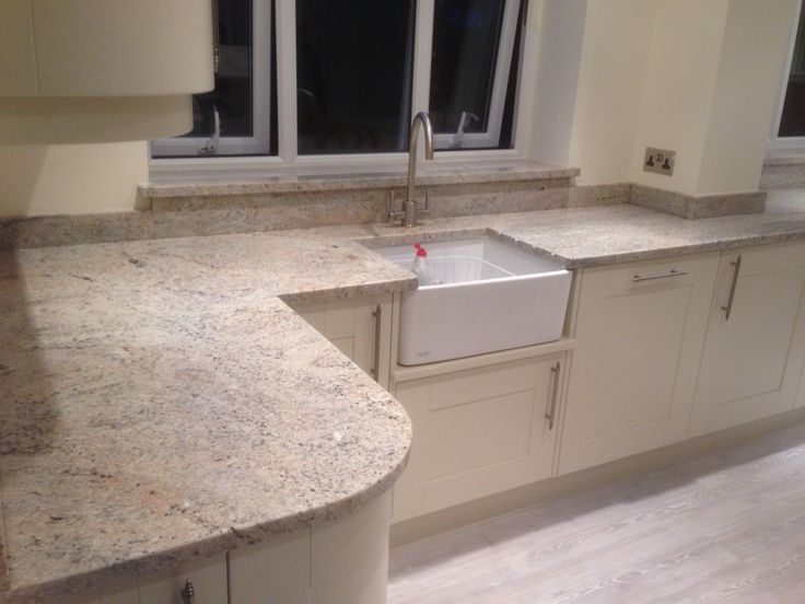 9 best kashmir cream granite images on pinterest granite for Kitchen designs in kashmir