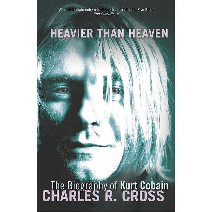 Kurt cobain biography and heavens on pinterest