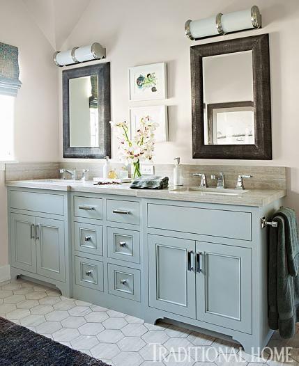 25 best ideas about gray bathroom vanities on pinterest for Ralph lauren bathroom ideas