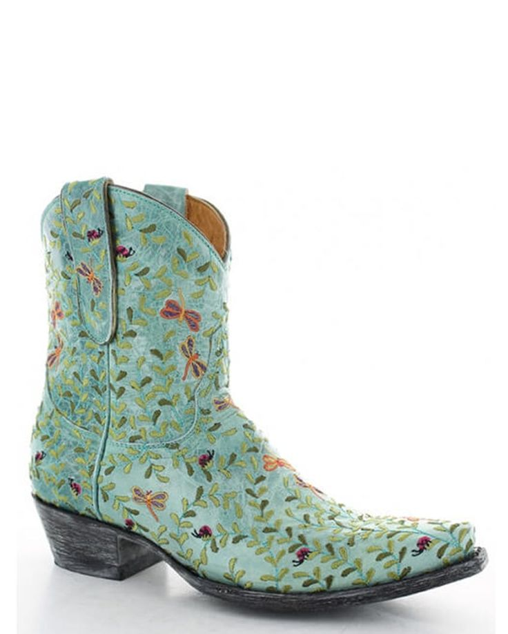 Old Gringo | Women's Dragon Fly Boot | Country Outfitter