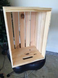 nützliche Möglichkeiten, um zuerst eine Holzkiste wiederzuverwenden   – Organize