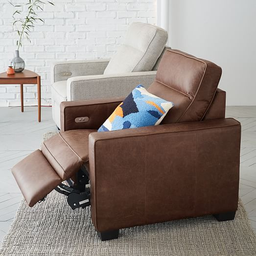 Henry® Leather Power Recliner Chair 1349