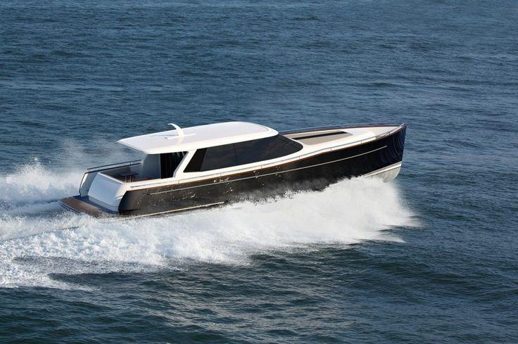 Contest 52MC : 1er yacht à moteur de Contest Yachts -