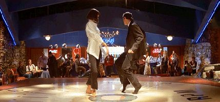 5 'Pulp Fiction' Fan Theories That Will Completely Change How You See The Movie : huffpost ent   #gifs  #Pulp_Fiction