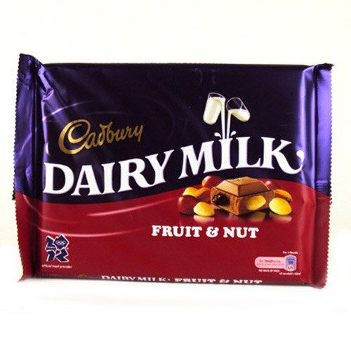 Cadbury Fruit and Nut 400g