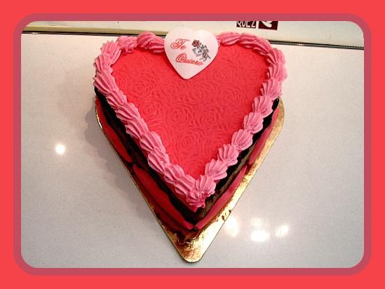 Tarta Heart from San Valentin