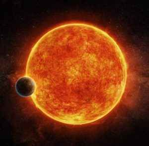 """Un pianeta che puòconsiderarsi """"fratello"""" della terra Un esopianeta in orbita intorno a una nana rossa a circa 40 anni luce dalla Terra potrebbe essere il nuovo detentore del titolo """"miglior luogo in cui cercare segni di vita al di là del Sistema Solare #lhs1140b #pianeta #terra #vita"""