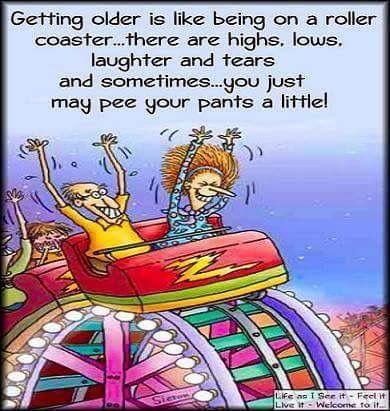 Getting Older #humor