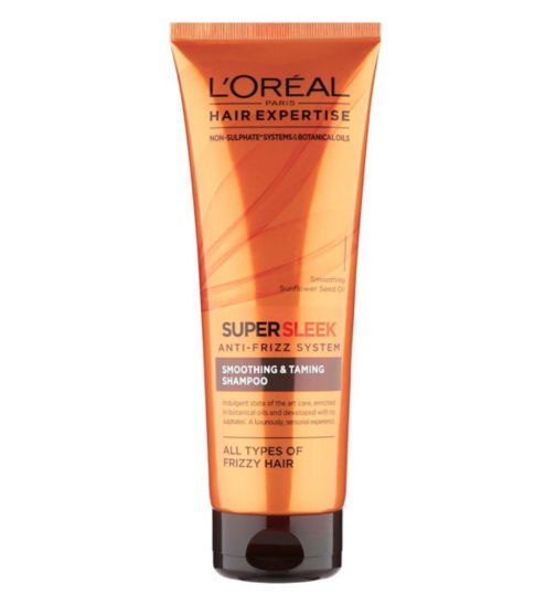 LOréal Hair Expertise Smoothing and Taming Shampoo 250ml - Boots
