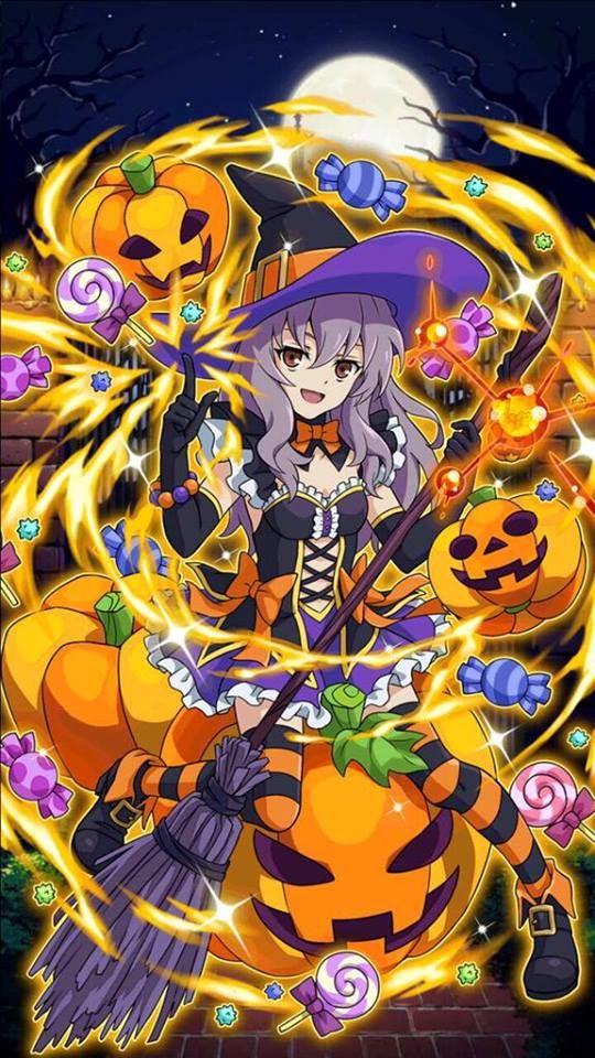 Shinoa Halloween