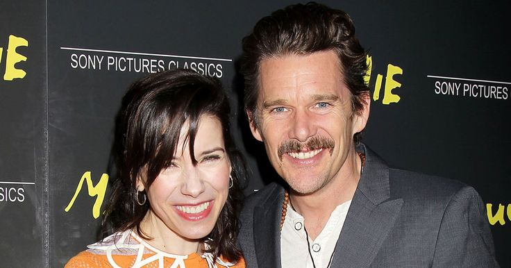 Ethan Hawke Dishes on His Latest Film, *Maudie*