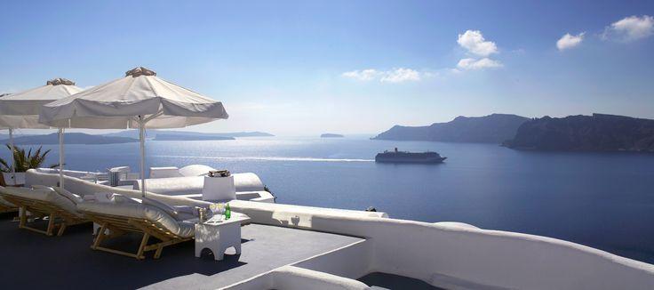 Katikies Hotel Luxury Hotel Rooms In Santorini, Greece