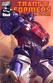 Transformers: The War Within - Optimus Prime by Pat Lee - comics