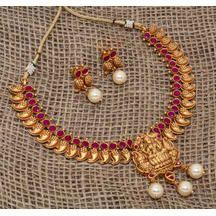 Alankruthi Exclusive Necklace Set