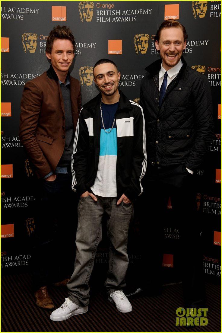 Tom Hiddleston Girlfriend   Tom Hiddleston & Eddie Redmayne: Rising Star Award Shortlist!   Eddie ...