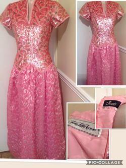 JEET 80s Saks Fifth Avenue Stunning Gown dress 8