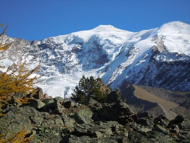 Weissmies 4017m, Switzerland