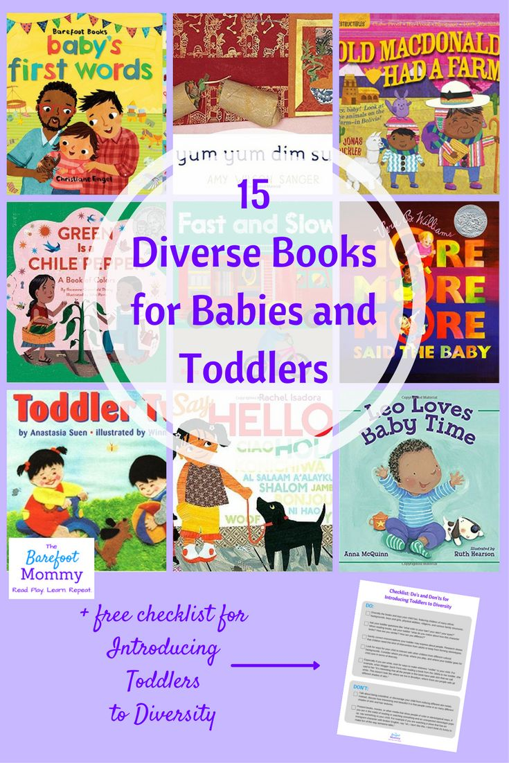 Books for Babies | Books for Toddlers | Diverse Books | Multicultural Books for Children | Board Books