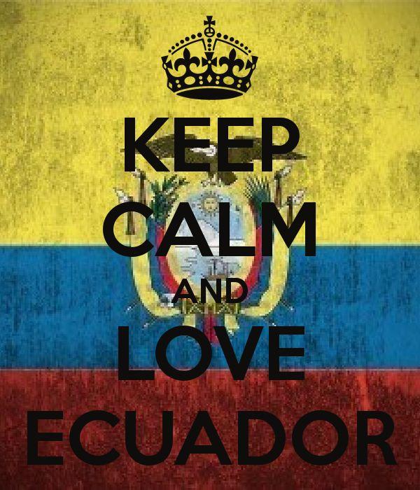 Love Ecuador