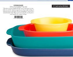 Corningware CW by CorningWare™ 4pc Set from Home Outfitters