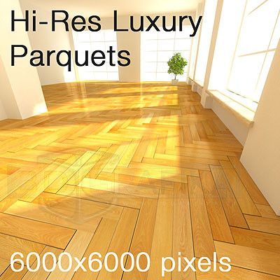 Parquet Wood Oak Collection High Quality