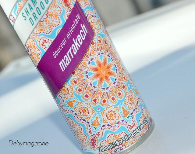 La famille des shampoing sec Batiste s'agrandit - Marrakech