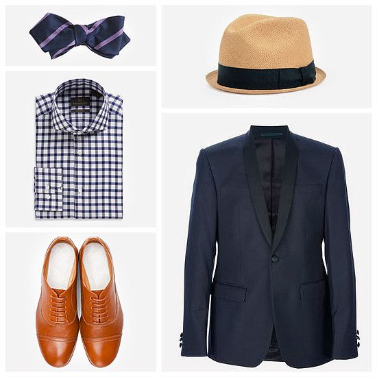 How to be the best dressed wedding guest | Menswear guide from PopSugar