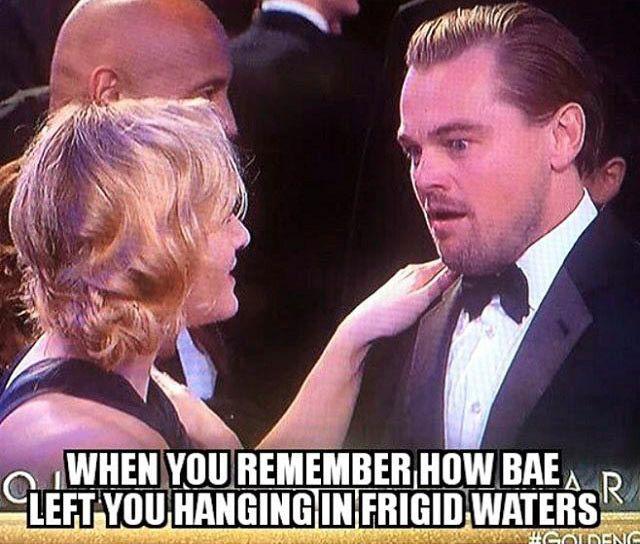 Leonardo DiCaprio Golden Globe Memes (10 Photos)
