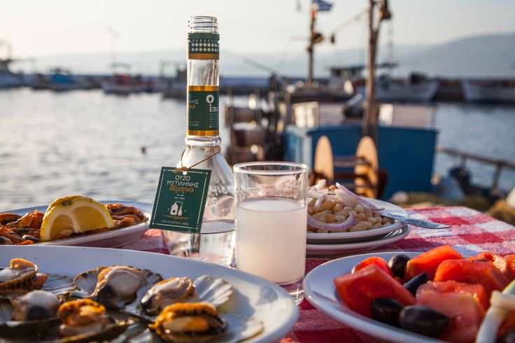 Is it time for an ouzo and Greek meze? - Ouzo Dimino by EVA Distillery