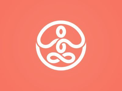 Yoga/Meditation Logo