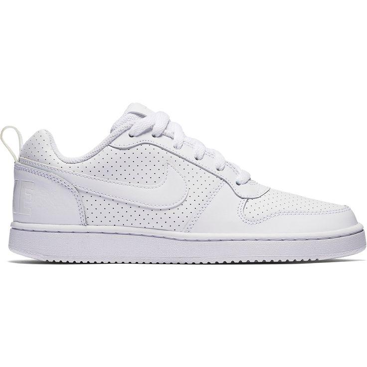 Τα γυναικεία παπούτσια Nike Recreation Low φέρνουν το κλασικό μπασκετικό στυλ στον δρόμο. Οι επικαλυπτόμενες φάσες από δέρμα και σουέντ προσφέρουν