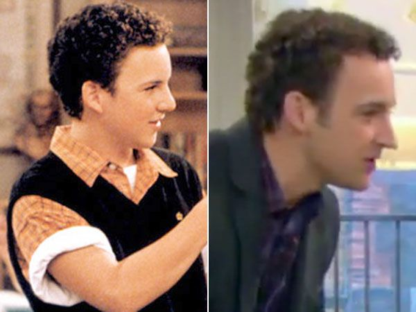 Ben Savage Nose Job Before And After Pictures