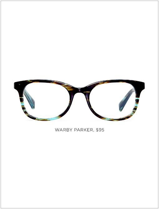 Clyde in Blue Marble - Optical - Women | Warby Parker ... option 2: almost possibly going to order these