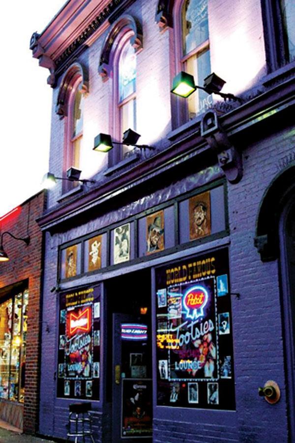 World Famous Tootsies Orchid Lounge, Nashville, TN