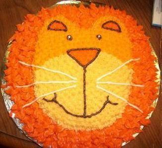 Sir Fidel cake!