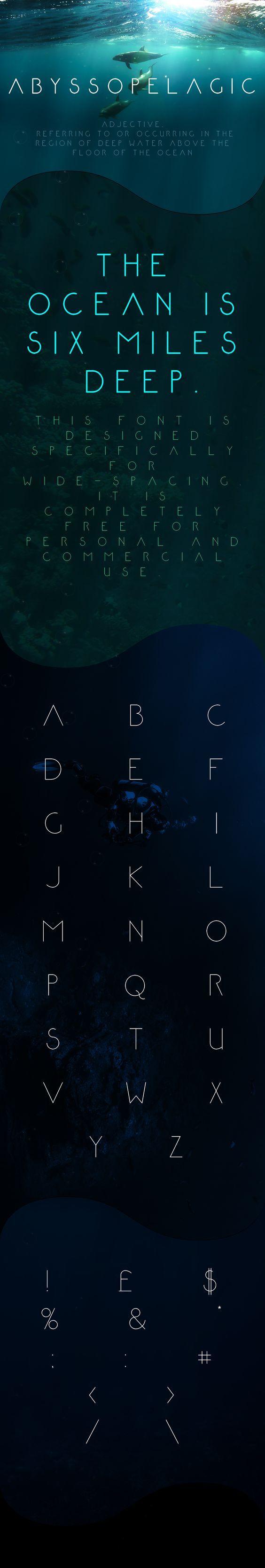 Abyssopelagic - free Personal par Mark White