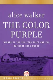 "The Color Purple By: Alice Walker. Banned or Challenged because it is ""sexually graphic and violent."""