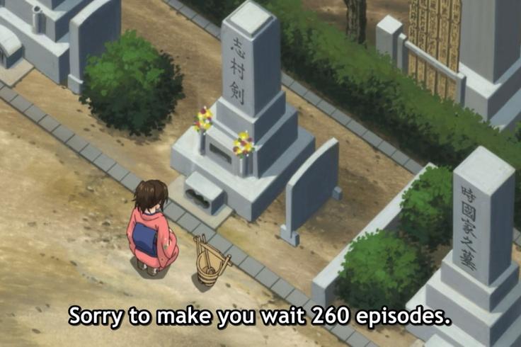 Hahah wow... Gintama....