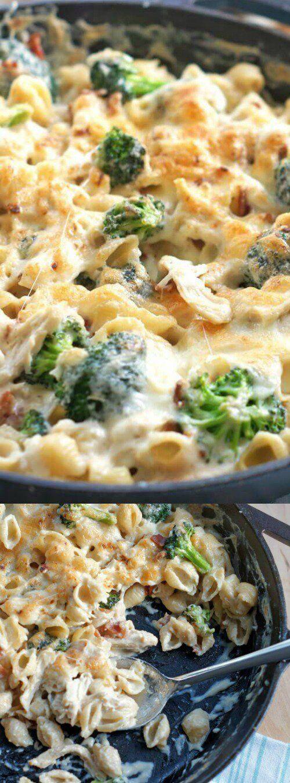 Chicken Broccoli Skillet