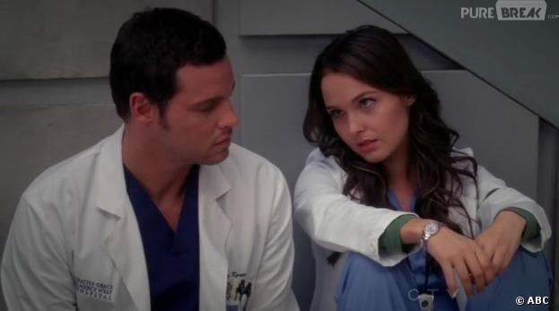 Grey's Anatomy Spoilers | Grey's Anatomy saison 10 : enfin le bonheur pour Jo et Alex ? (SPOILER ...