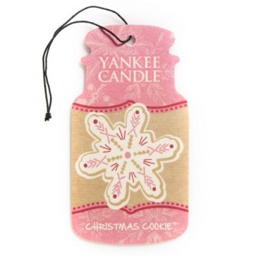 Christmas Cookie™ : Car Jar® : Yankee Candle